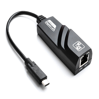 USB 3.1 Type-C to Gigabit Ethernet Adapter